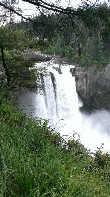Snoqualmie Falls, Washington 05/25/2013