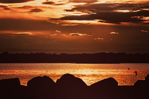 sunset coucherdesoleil marina aylmer gatineau crépuscule