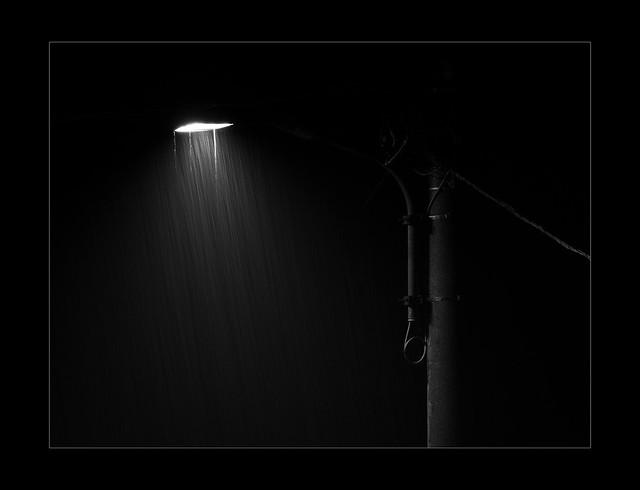 Tears at night