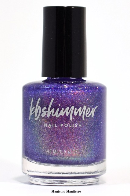 KB Shimmer Thanks For Poutine Up With Me review