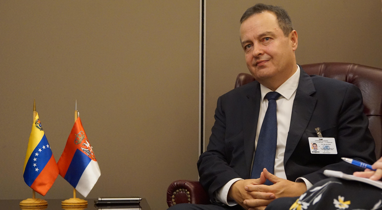Venezuela y Serbia estrechan alianzas de cooperación en la ONU