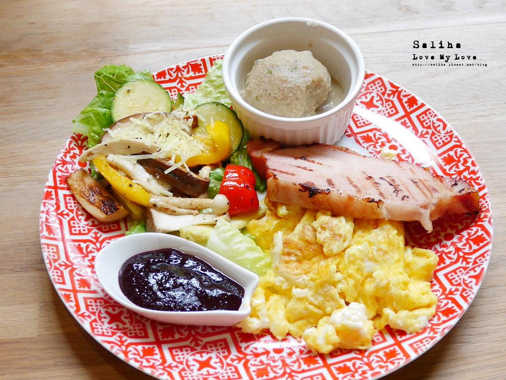 台北松山區民生東路餐廳推薦cafe Coabana古巴娜咖啡下午茶早午餐 (2)