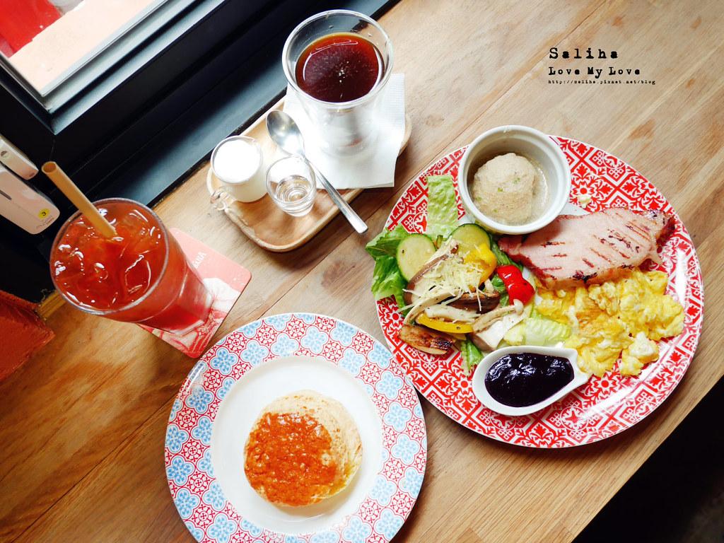 台北松山區民生東路cafe Coabana古巴娜不限時咖啡館下午茶早午餐ig必拍打卡美食 (2)