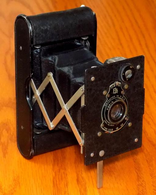 Vintage Kodak Vest Pocket Autographic Film Camera, Made In USA, Circa 1921