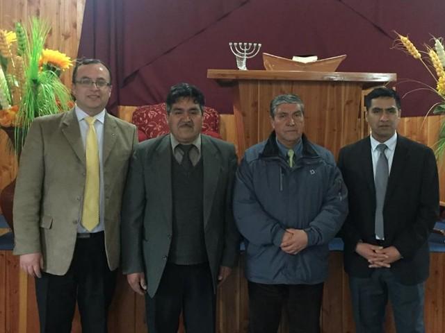 Comunión y fraternidad en UNIPECH Villarrica Pucón