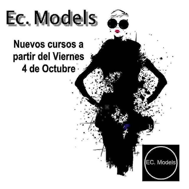 Curso de Modelaje Ec. Models