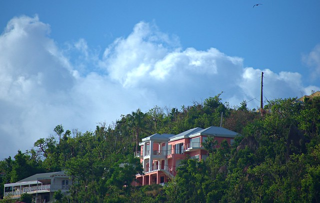 Taking it to the City Streets-Charlotte Amalie #46