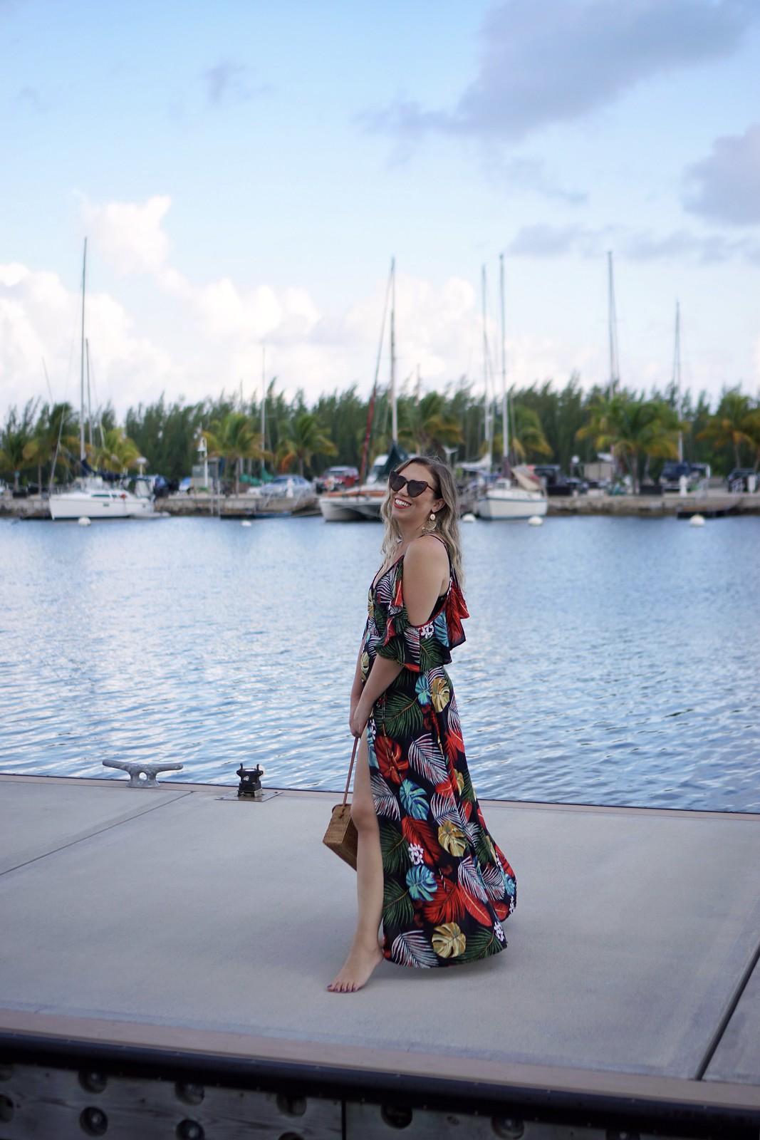 tropical-dress-stock-island-marina-ultimate-road-trip-5-days-florida-keys-itinerary-what-to-do-key-west-key-largo-islamorada-marathon-miami-vacation-guide