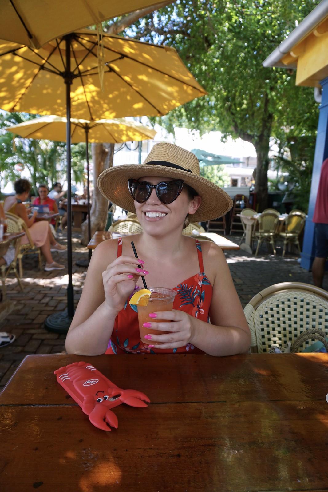 blue-macaw-restaurant-rum-runner-ultimate-road-trip-5-days-florida-keys-itinerary-what-to-do-key-west-key-largo-islamorada-marathon-miami-vacation-guide