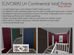 Linden Home Continental Wall Paints