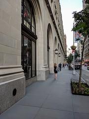 New York Life Sidewalk