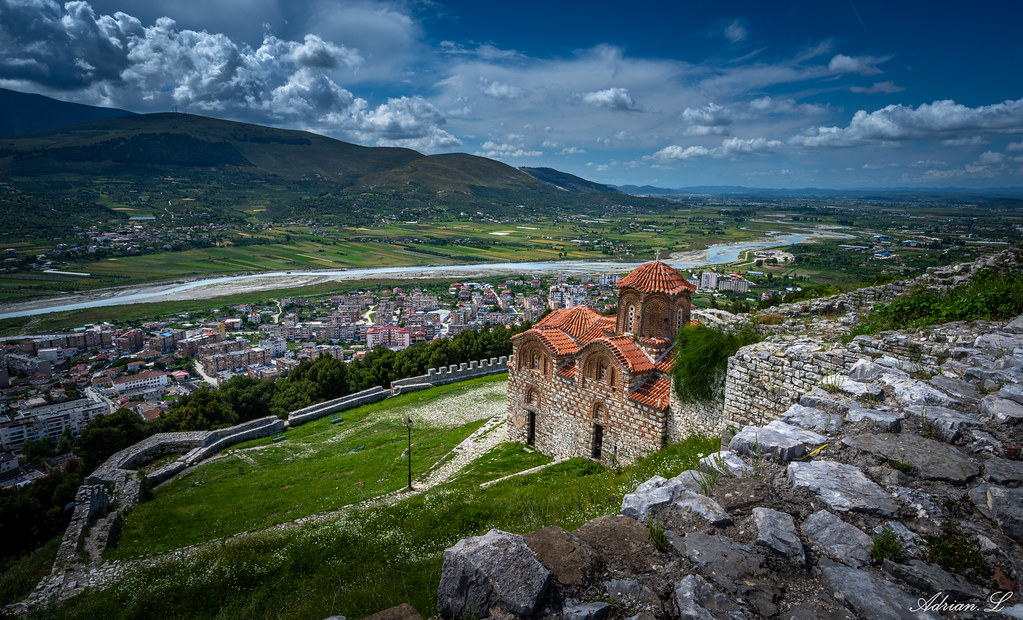 Berat Castle, Albania
