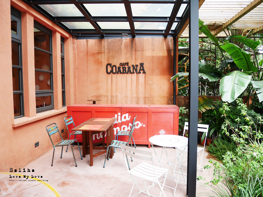 台北松山區民生東路cafe Coabana古巴娜咖啡好拍ig美食下午茶早午餐 (4)