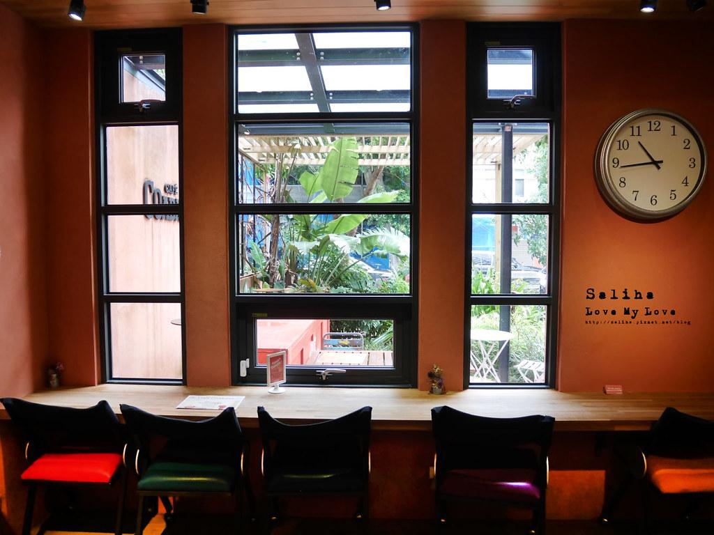 台北松山區民生東路cafe Coabana古巴娜咖啡好吃異國風好拍早午餐 (2)