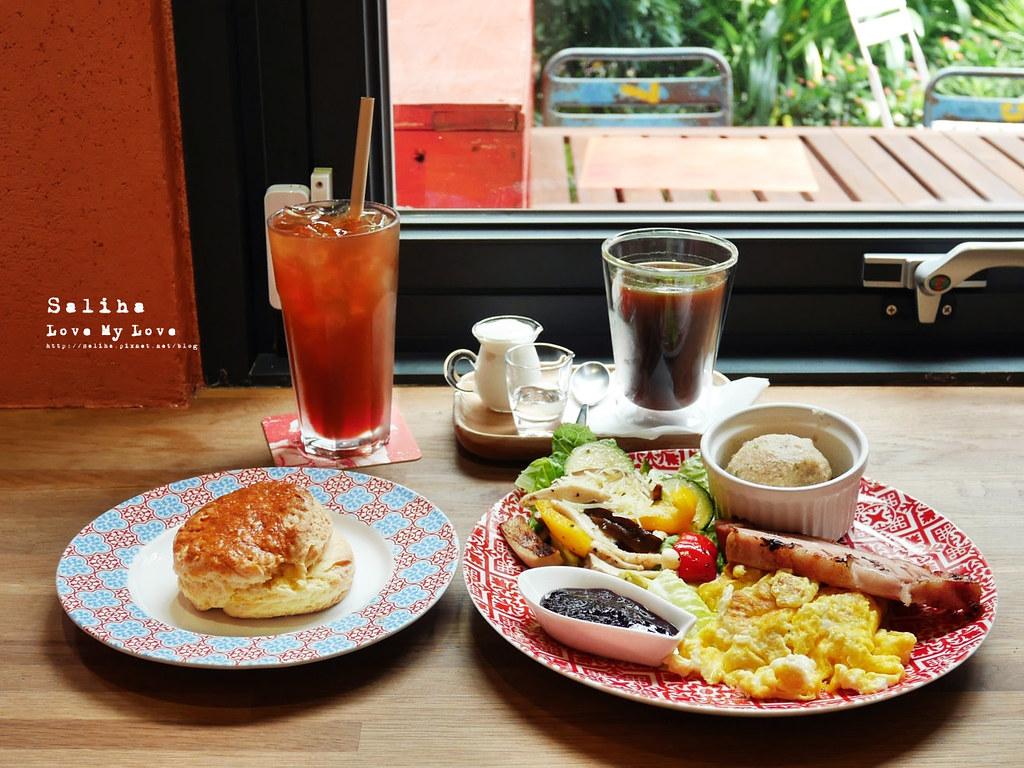 台北松山區民生東路cafe Coabana古巴娜不限時咖啡館下午茶早午餐ig必拍打卡美食 (1)