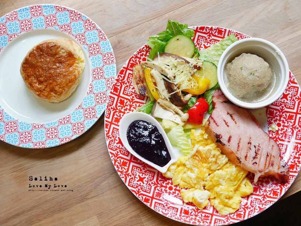 台北松山區民生東路cafe Coabana古巴娜咖啡好吃異國風好拍早午餐 (1)