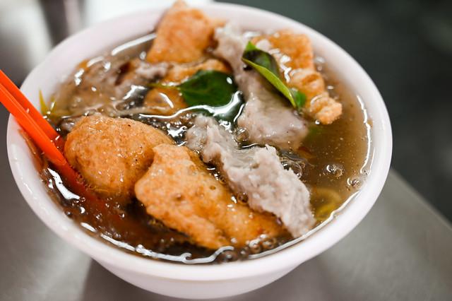 顏記魷魚焿 |  台北/大同–47年歷史老牌在地魷魚焿