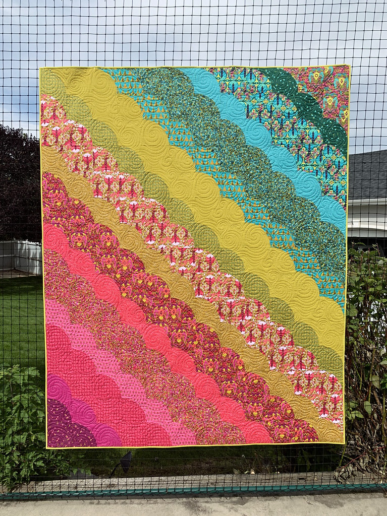 Camille's August Quilt