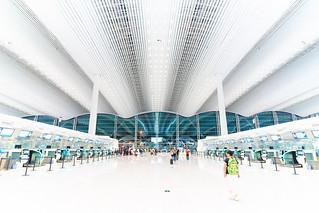 Baiyun Airport, Guangzhou 2