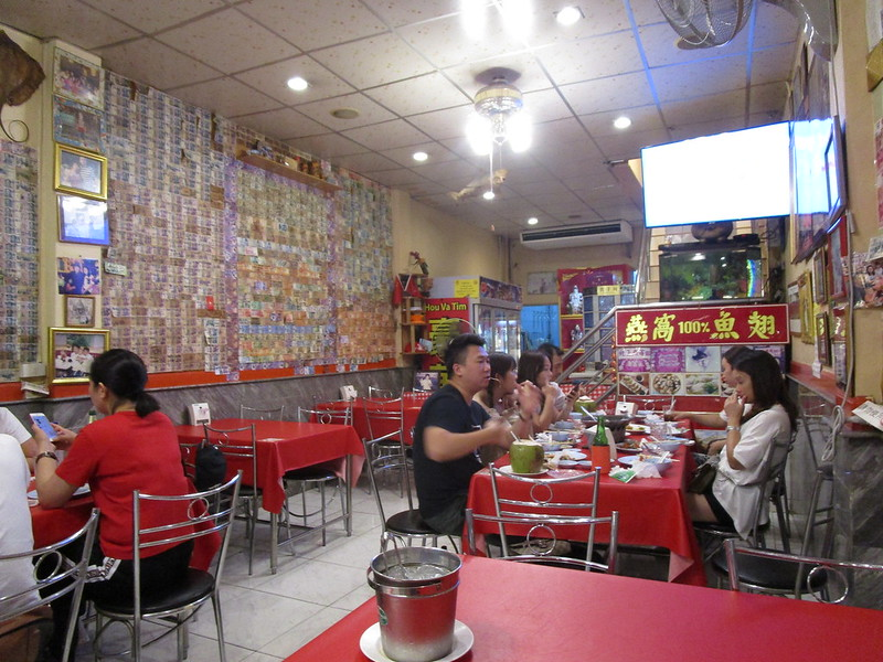 Chinese restaurant Pattaya