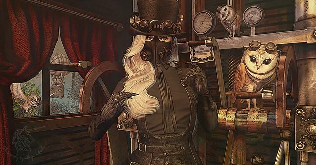 Steampunk Flight