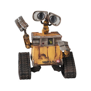 釋放 700 年的孤寂感!MEDICOM TOY ULTRA DETAIL FIGURE《瓦力》(UDF WALL・E (リニューアルVer.))