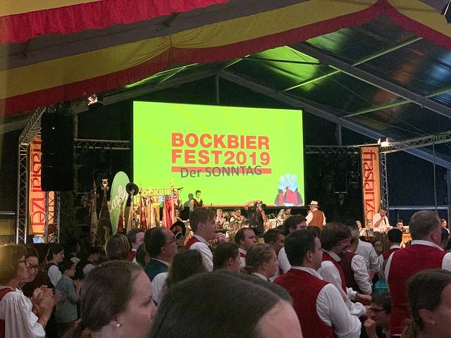 Bockbierfest 2019
