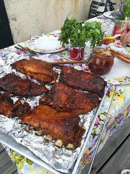 ribs cuits