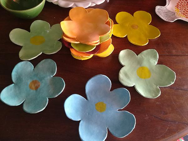les fleurs de Warhol