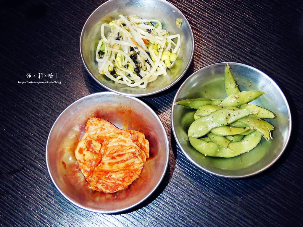 台北大安區東區附近餐廳Pocha韓式熱炒韓式料理 (4)