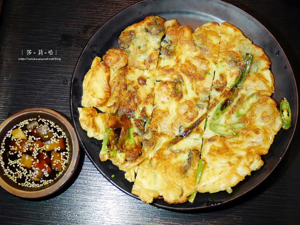 台北大安區東區忠孝敦化站附近餐廳Pocha韓式熱炒韓國炸雞 (2)