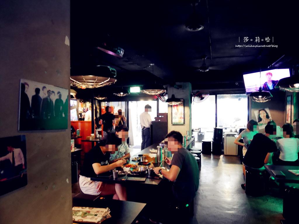 台北大安區Pocha韓式熱炒韓國餐廳忠孝敦化站 (4)