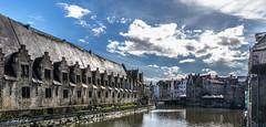 Historic Gent, Belgium
