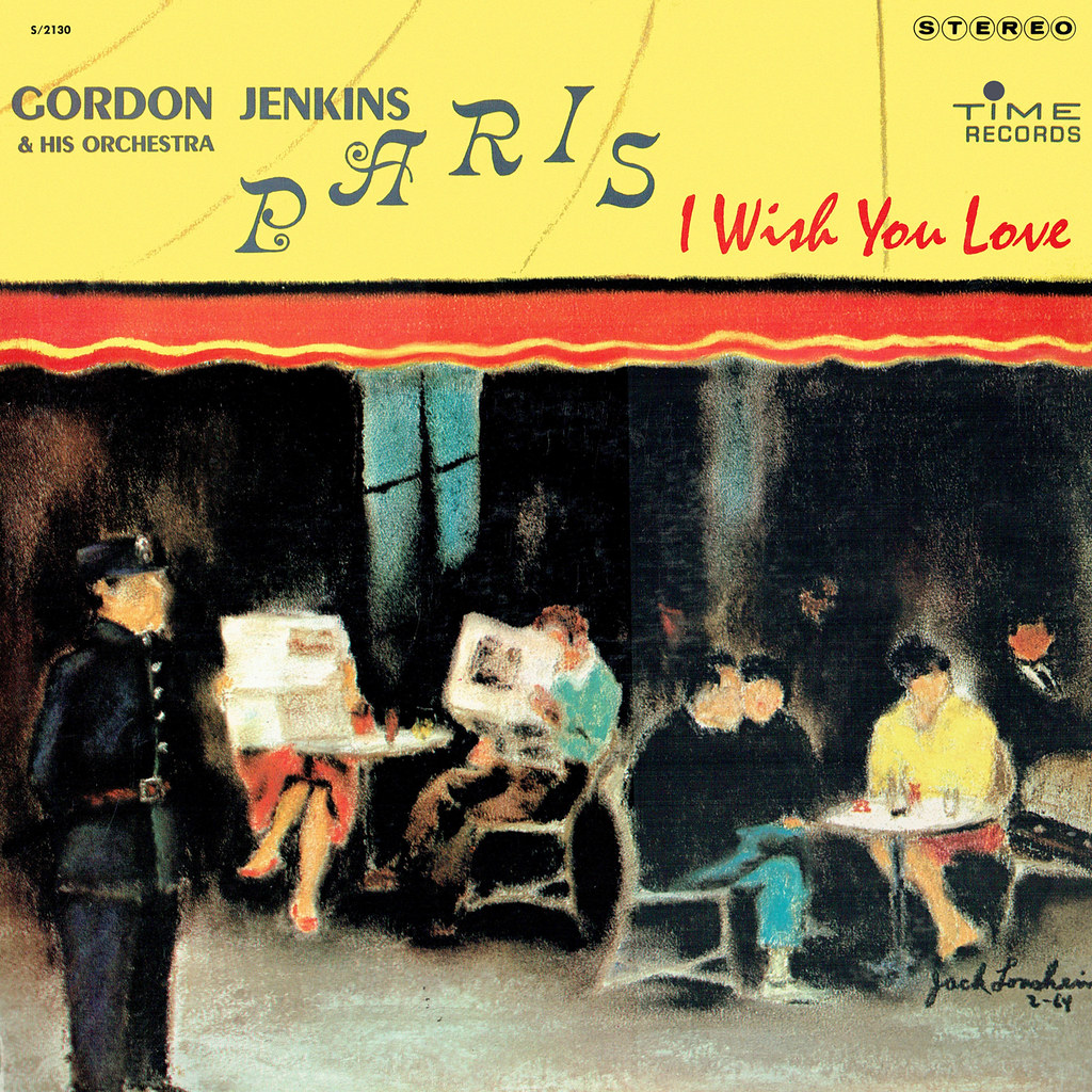 Gordon Jenkins - Paris I Wish You Love