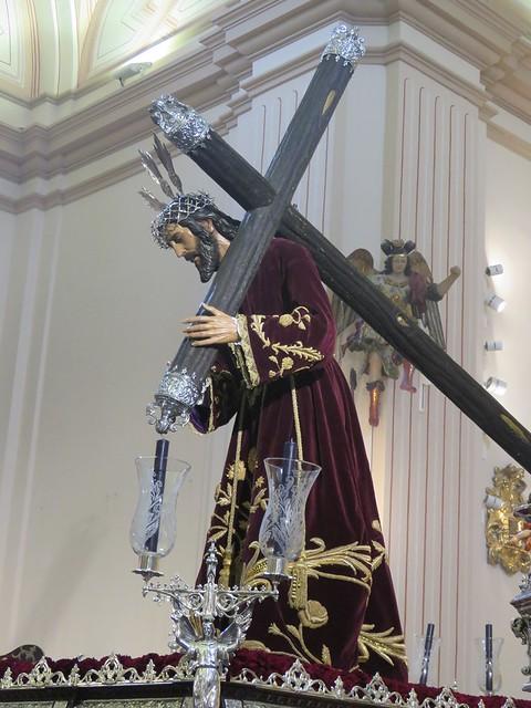 JESÚS NAZARENO DE HINOJOSA DEL DUQUE.  MAGNA DE CÓRDOBA