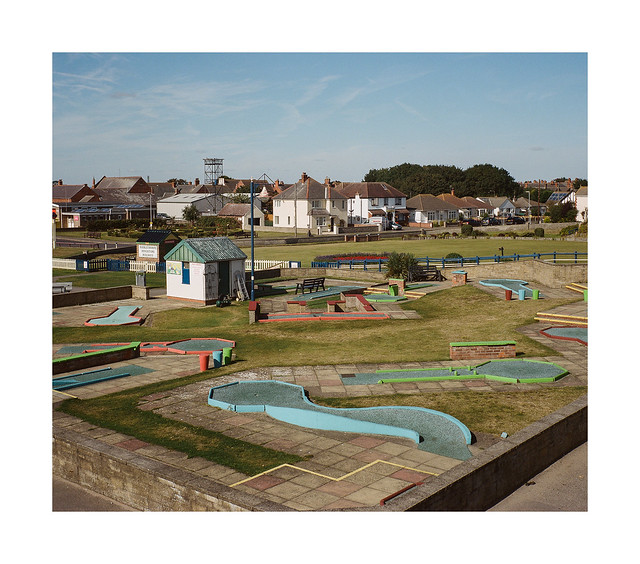 FILM - Crazy golf