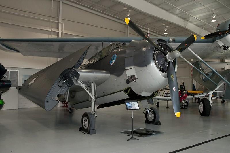Grumman TBM-3E Avenger 1