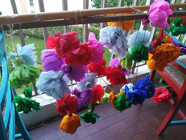 fleurs de crépon