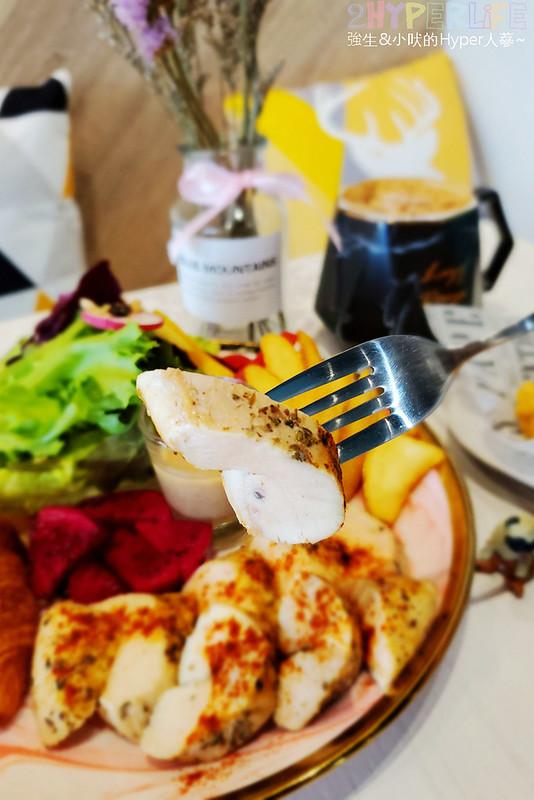 台中美食-花鹿迷+早午餐 (12)