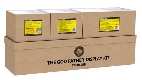 The Godfather Display Kit by Brothers Pyrotechnics