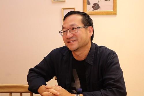 映画『バオバオ フツウの家族』謝光誠監督 ©Darren Culture & Creativity Co.,Ltd