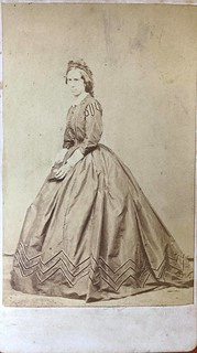 Photographer: Tiedge János - Pest, 1860's