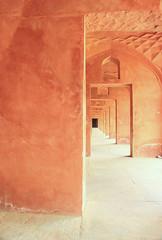 Building adjoining the Taj Mahal