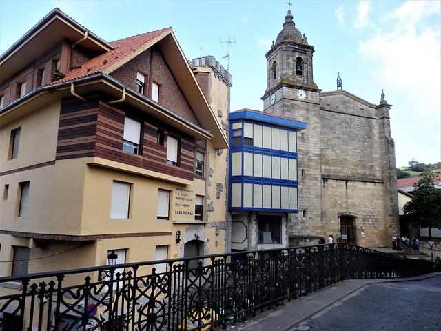 Bermeo - Iglesia de Santa Eufemia - Bizkaia
