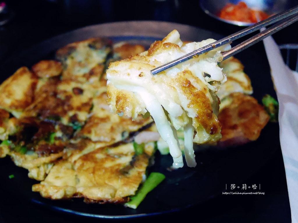 台北大安區東區忠孝敦化站附近餐廳Pocha韓式熱炒韓國炸雞 (4)
