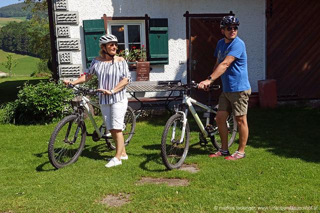 Auf geht´s zur Radtour