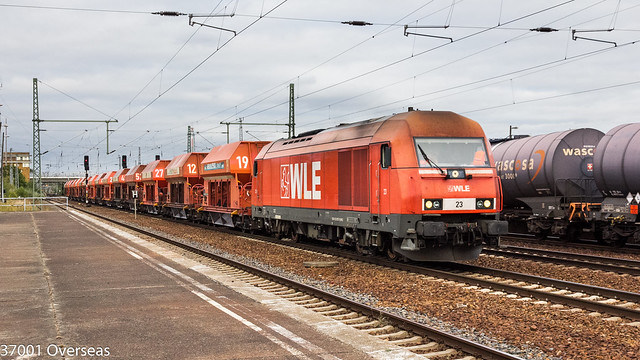 WLE 23 on WLE Fans at Berlin Schönefeld