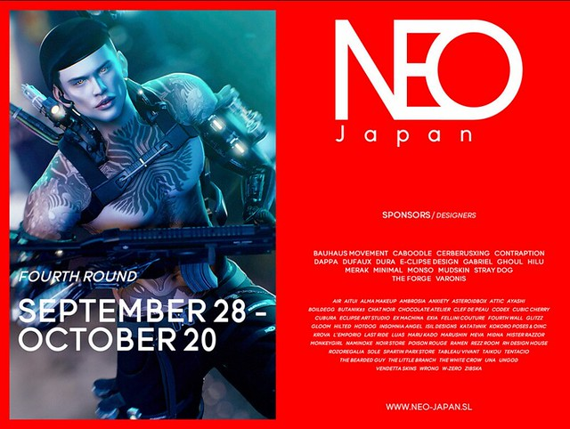 Neo Japan - soon <3