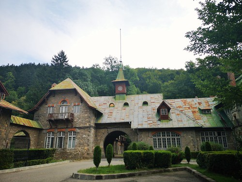 The Castle of Martha Bibescu (Posada)