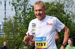 Češi se také pokusí zlomit dvouhodinovou hranici na maraton. Ve štafetě